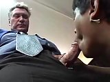 Busty Office Maid Satisfies Stiff Rod