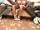 Mature blonde waits for ebony dicks coming