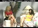 Vintage lesbo licking pleasure