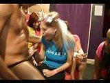 Blonde girl was cruelly fucked