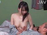 Horny Girl Flaunting Big Tits