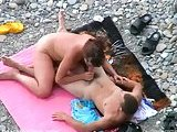 Beach whores