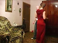 Intimate Date With Blonde Milf!