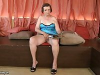 Granny analed sweet teen
