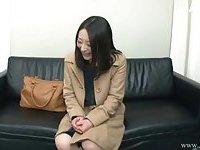 Hot Japanese Giving Head