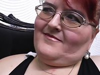 This BBW mature is a great lover