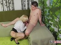 Milf Lili And Kostia Share Privates When Bored