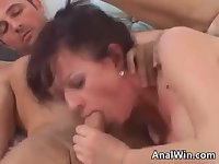 German Whores In A Threesome