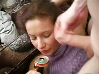 Young redhead fucked silly