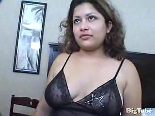 Titty Fattie Gets Her Bush Screwed