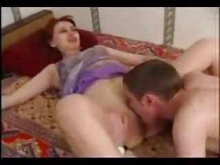 Hot mommy and lad homemade fucking  at passionclips.com