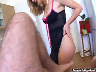 Sexy Handjob Video