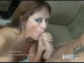 Latina milf creampie for the white guy | Big Boobs Update
