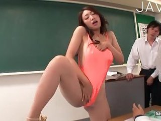 Sexy teacher masturbating | Big Boobs Update