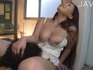 Titty Slut Giving Head scene 3