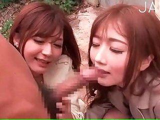 Japanese gives head scene 6