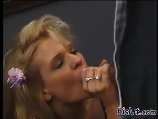 Candi got licked and fucked